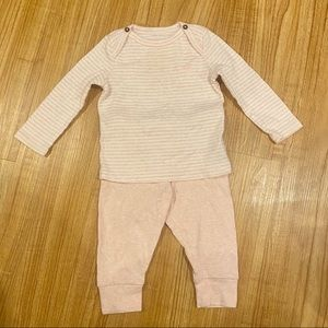 Baby Gap Light Pink Outfit